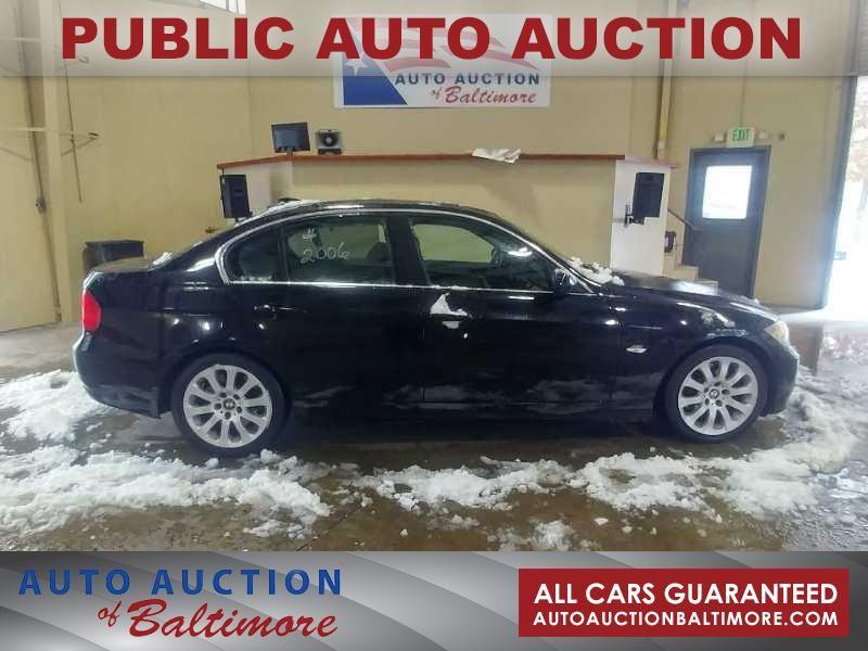 2006 BMW 330i  | JOPPA, MD | Auto Auction of Baltimore  in JOPPA MD