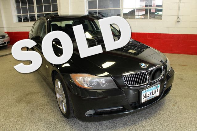 2006 Bmw 330xi Solid! AWD, SHARP LITTLE BEAMER!~ Saint Louis Park, MN