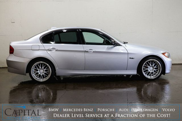 "2006 BMW 330xi xDrive AWD Luxury Car with Heated Seats, Moonroof and 18"" Wheels in Eau Claire, Wisconsin 54703"