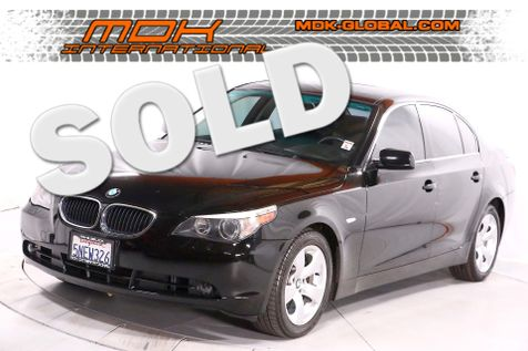 2006 BMW 525i - Only 67K miles since new in Los Angeles