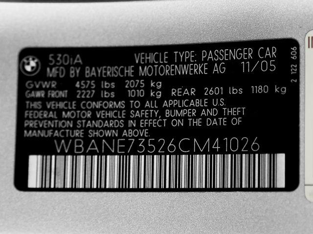 2006 BMW 530i Burbank, CA 25