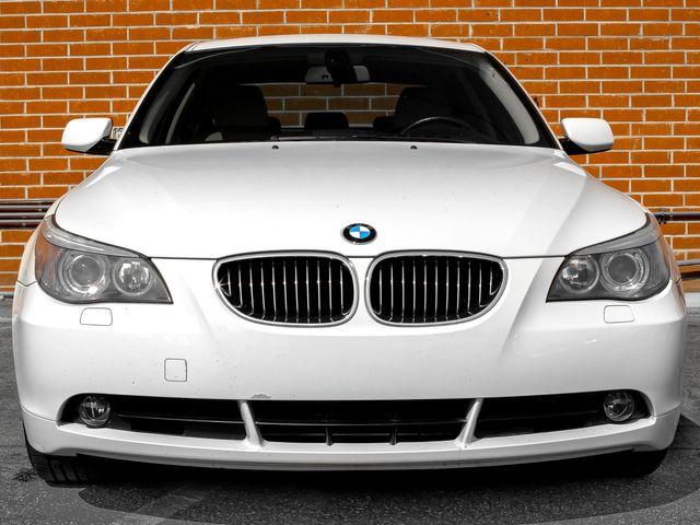2006 BMW 530i Burbank, CA 1