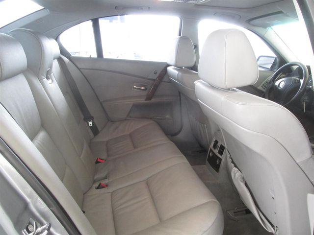 2006 BMW 530i Gardena, California 12