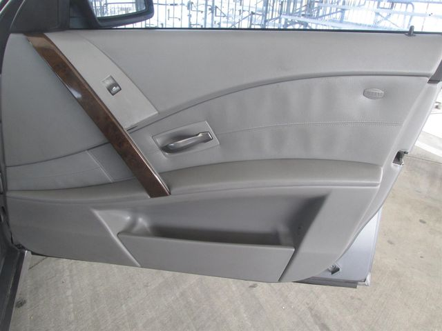 2006 BMW 530i Gardena, California 13
