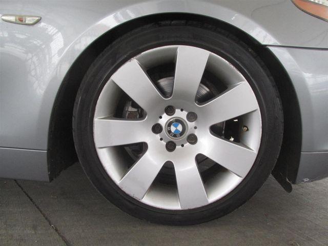 2006 BMW 530i Gardena, California 14