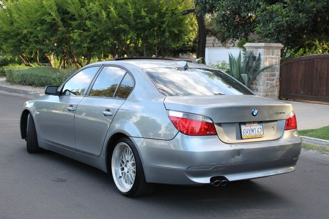 2006 BMW 530i SPORTS PKG NAVIGATION XENON SERVICE RECORDS in Van Nuys, CA 91406