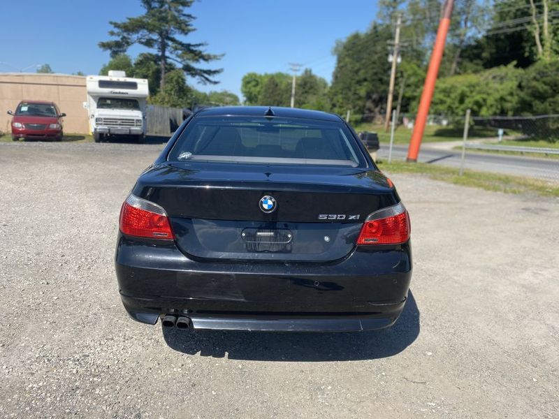 2006 BMW 530xi XI  city MD  South County Public Auto Auction  in Harwood, MD