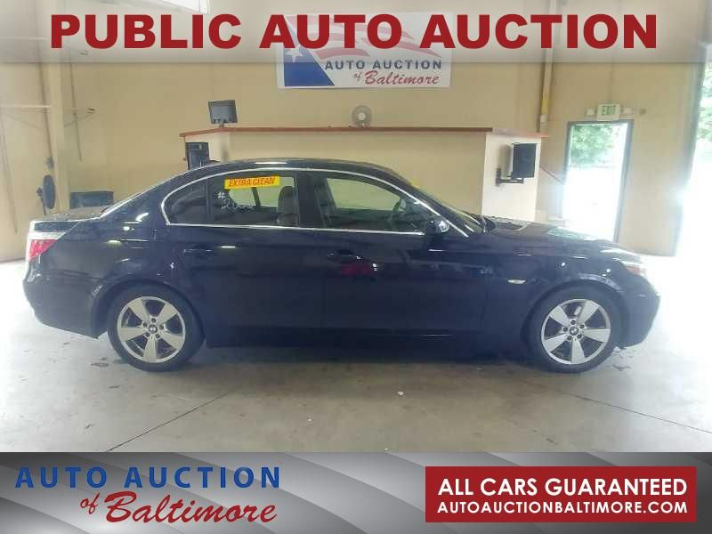 2006 BMW 530xi  | JOPPA, MD | Auto Auction of Baltimore  in JOPPA MD
