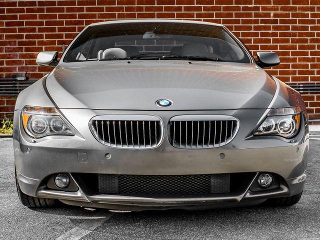 2006 BMW 650Ci Burbank, CA 3