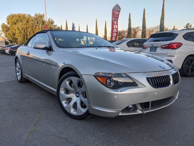 2006 BMW 650Ci (*SPORTS..PREMIUM..COLD WEATHER..FULLY LOADED**)) in Campbell, CA 95008