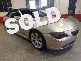 2006 Bmw 650ci Convertible POWER, SPEED, CLASS  AND PURE DRIVING FUN!~ Saint Louis Park, MN