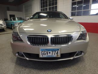 2006 Bmw 650ci Convertible POWER, SPEED, CLASS  AND PURE DRIVING FUN!~ Saint Louis Park, MN 9