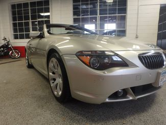 2006 Bmw 650ci Convertible POWER, SPEED, CLASS  AND PURE DRIVING FUN!~ Saint Louis Park, MN 26