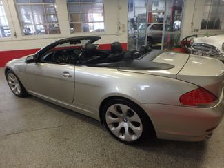 2006 Bmw 650ci Convertible POWER, SPEED, CLASS  AND PURE DRIVING FUN!~ Saint Louis Park, MN 8