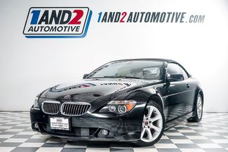 2006 BMW 650Ci 650i Convertible in Dallas TX