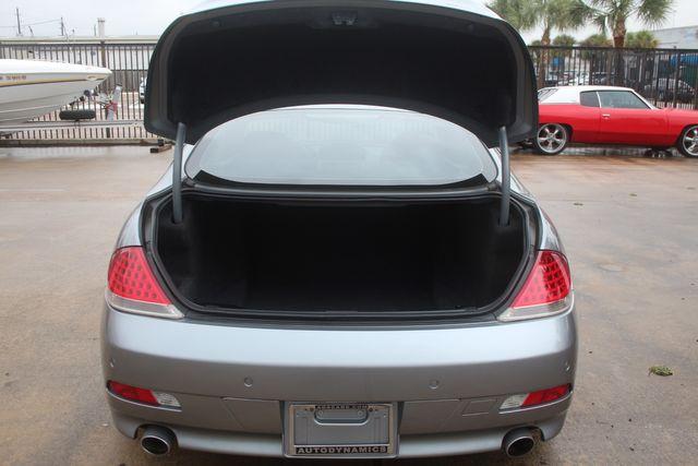 2006 BMW 650Ci Houston, Texas 16