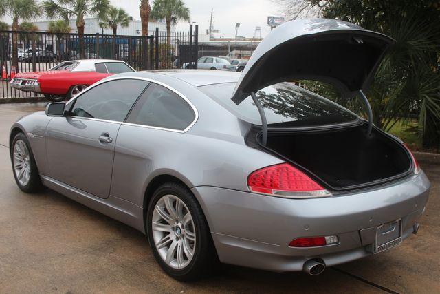 2006 BMW 650Ci Houston, Texas 17
