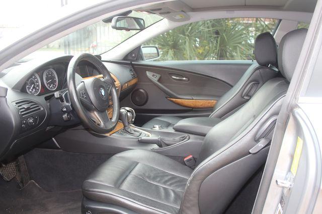 2006 BMW 650Ci Houston, Texas 21