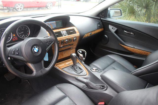 2006 BMW 650Ci Houston, Texas 22