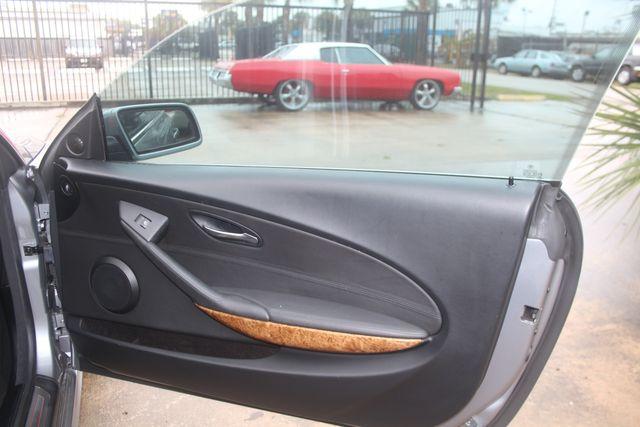 2006 BMW 650Ci Houston, Texas 26