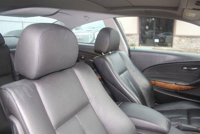 2006 BMW 650Ci Houston, Texas 28