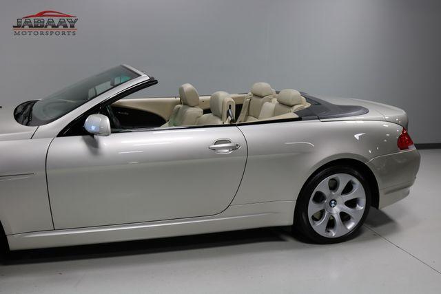 2006 BMW 650Ci Merrillville, Indiana 34