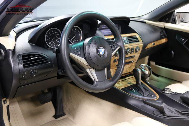2006 BMW 650Ci Merrillville, Indiana 9