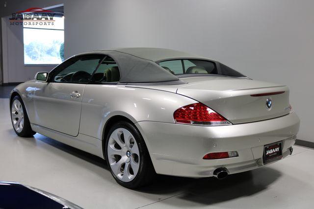 2006 BMW 650Ci Merrillville, Indiana 28