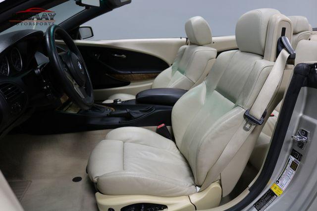 2006 BMW 650Ci Merrillville, Indiana 10