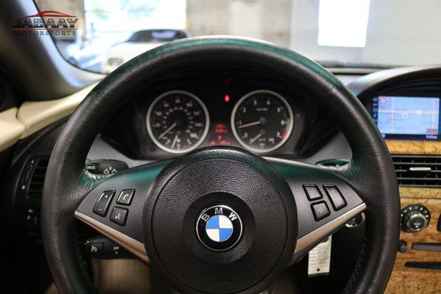 2006 BMW 650Ci Merrillville, Indiana 17