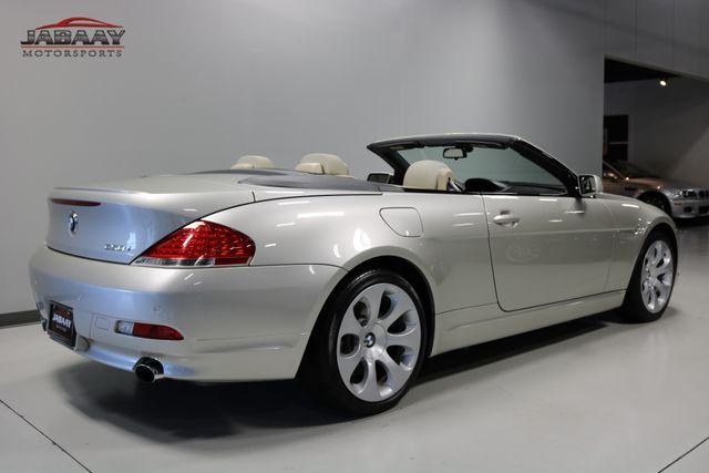 2006 BMW 650Ci Merrillville, Indiana 4