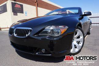 2006 BMW 650Ci Convertible 6 Series 650 650 Only 89k LOW Miles! | MESA, AZ | JBA MOTORS in Mesa AZ