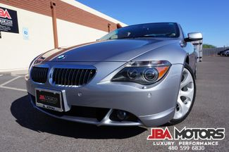 2006 BMW 650Ci 650i 6 Series 650 Ci Coupe | MESA, AZ | JBA MOTORS in Mesa AZ