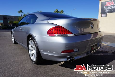 2006 BMW 650Ci 650i 6 Series 650 Ci Coupe ~ Sport Pkg ~ LOW MILES | MESA, AZ | JBA MOTORS in MESA, AZ