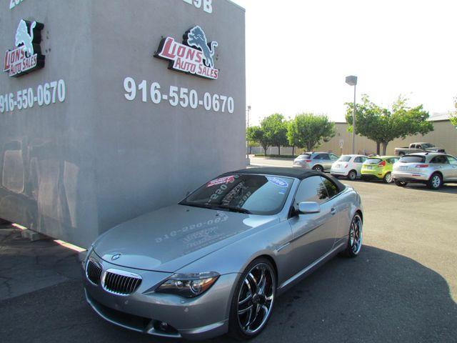 2006 BMW 650Ci Sharp .. Very clean in Sacramento CA, 95825