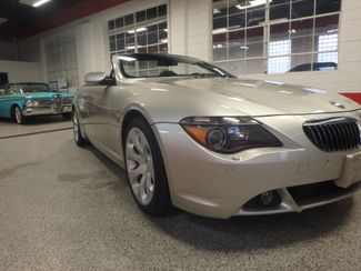 2006 Bmw 650ci Convertible SUPER NICE  SUMMER STUNNER Saint Louis Park, MN 4