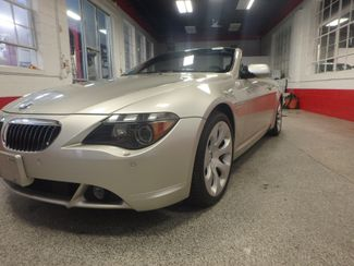 2006 Bmw 650ci Convertible SUPER NICE  SUMMER STUNNER Saint Louis Park, MN 5