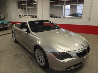 2006 Bmw 650ci Convertible SUPER NICE  SUMMER STUNNER Saint Louis Park, MN 28