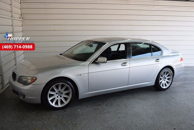2006 BMW 7 Series 750Li in McKinney Texas, 75070