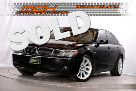 2006 BMW 750i - Luxury seats - Comfort access in Los Angeles