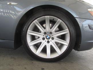 2006 BMW 750i Gardena, California 13