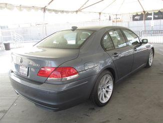2006 BMW 750i Gardena, California 2