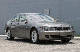 2006 BMW 750i Hollywood, Florida 1