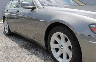 2006 BMW 750i Hollywood, Florida 2