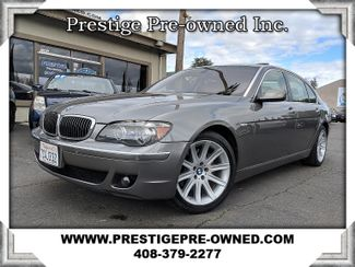 2006 BMW 750Li in Campbell CA