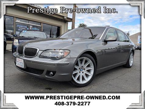 2006 BMW 750Li ((**NAVI/HEATED/COOLED/MASSAGE SEATS**))  in Campbell, CA