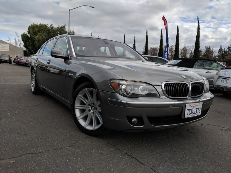 2006 BMW 750Li ((**NAVI/HEATED/COOLED/MASSAGE SEATS**)) | Campbell CA 95008