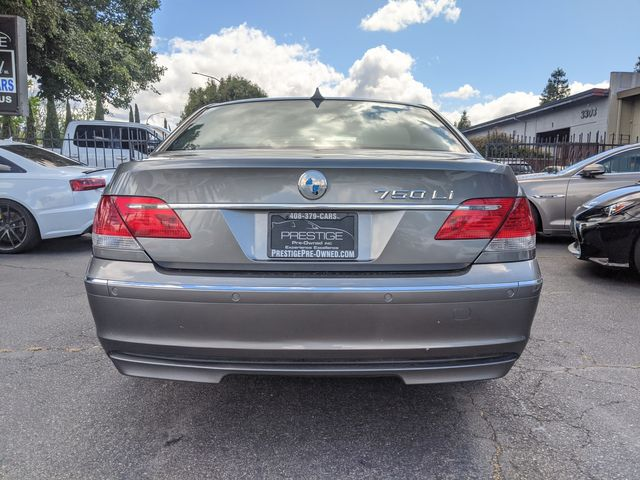 2006 BMW 750Li in Campbell, CA 95008