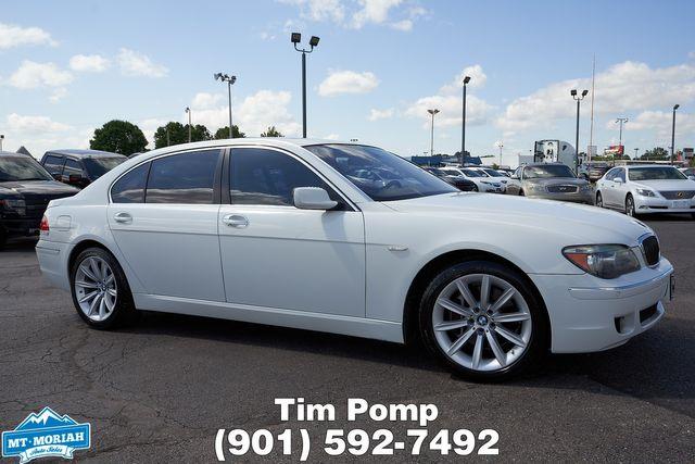 2006 BMW 750Li SUNROOF LOADED in Memphis, Tennessee 38115