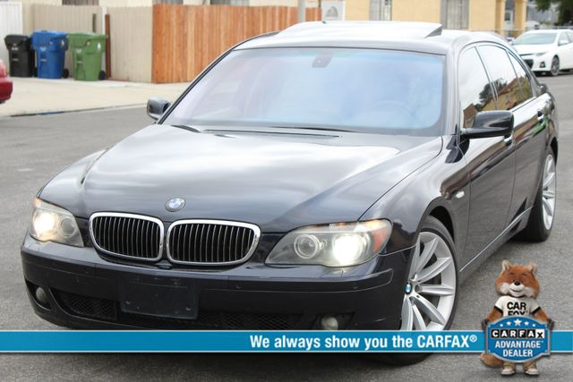 2006 BMW 750Li NAVIGATION XENON NEW TIRES SUNROOF SERVICE RECORDS in Woodland Hills, CA 91367